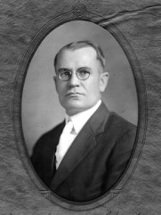 Chauncey Sparks failed in his bid for a second term as Alabama governor in 1950 and closed out his career practicing law in Eufaula, Barbour County. (From Encyclopedia of Alabama, courtesy of Alabama Department of Archives and History)