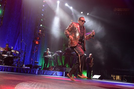 Charlie Wilson will perform at the Birmingham-Jefferson Convention Complex Friday, Dec. 27. (Getty Images)