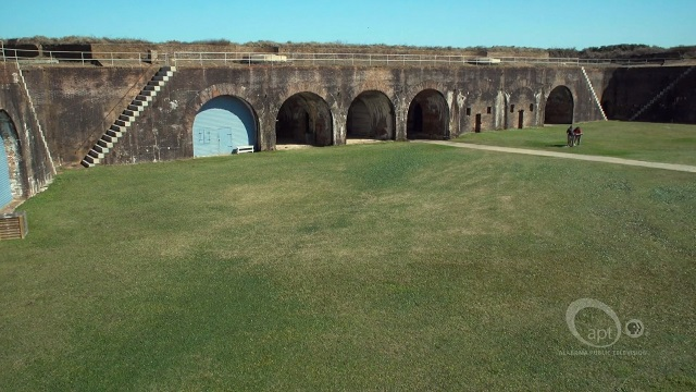 Alabama Legacy Moment: Fort Morgan