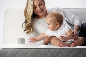 Creator Mae Robertson is eager to get Lullabuddy to retailers across the country. (Lullabuddy)