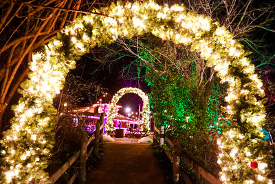 Christmas at the Cave festivities include a visit from Saint Nick, sing-a-longs, stories, unlimited rides and more. (Contributed)