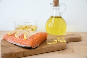Adding oily fish like salmon enhances our overall diet. (Getty Images)