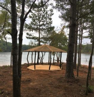 New gazebos and other public facilities are part of The Preserves projects on Alabama Power Lakes. (contributed)