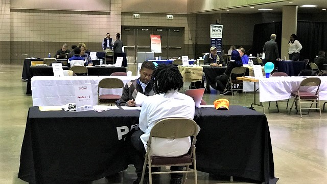Interview Day brings Alabama high schoolers together with employers