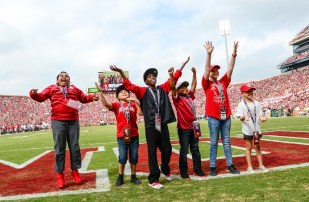 Special Spectators creates VIP all-access game-day experiences for seriously ill children and their families at sporting events across the U.S. (contributed)