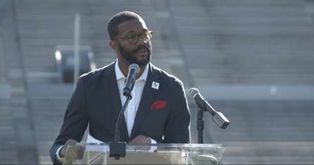 Birmingham Mayor Randall Woodfin. (Bruce Nix/Alabama NewsCenter)