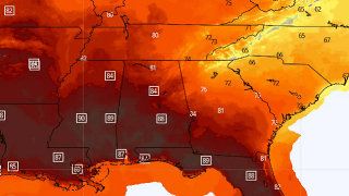 James Spann: Potential record warmth daily through Saturday