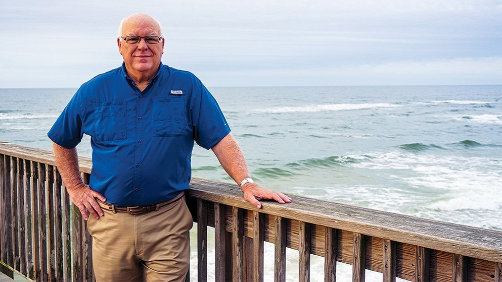Herb Malone is longtime champion of Alabama's beaches