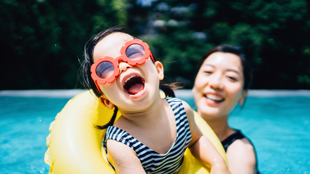 Are swimming pools safe during the COVID-19 pandemic? Tips for safely enjoying the water