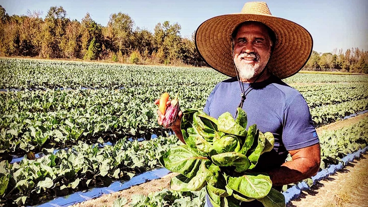 Macon County organic farmer cultivates ambitions with ag startup