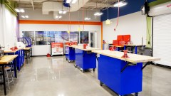 Flight Works Alabama offers specially designed workshops, classrooms and fabrication areas, providing the educational infrastructure necessary to educate and train potential future aviation workers. (contributed)