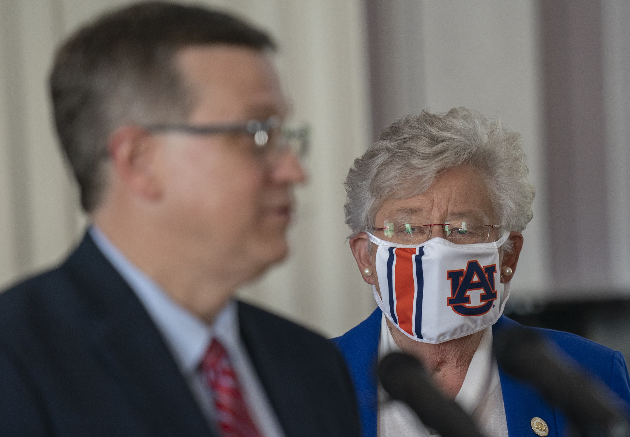 Alabama Gov. Kay Ivey mandates statewide face coverings to fight COVID-19