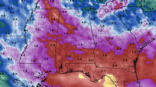 James Spann: Scattered showers, storms remain in the forecast for Alabama