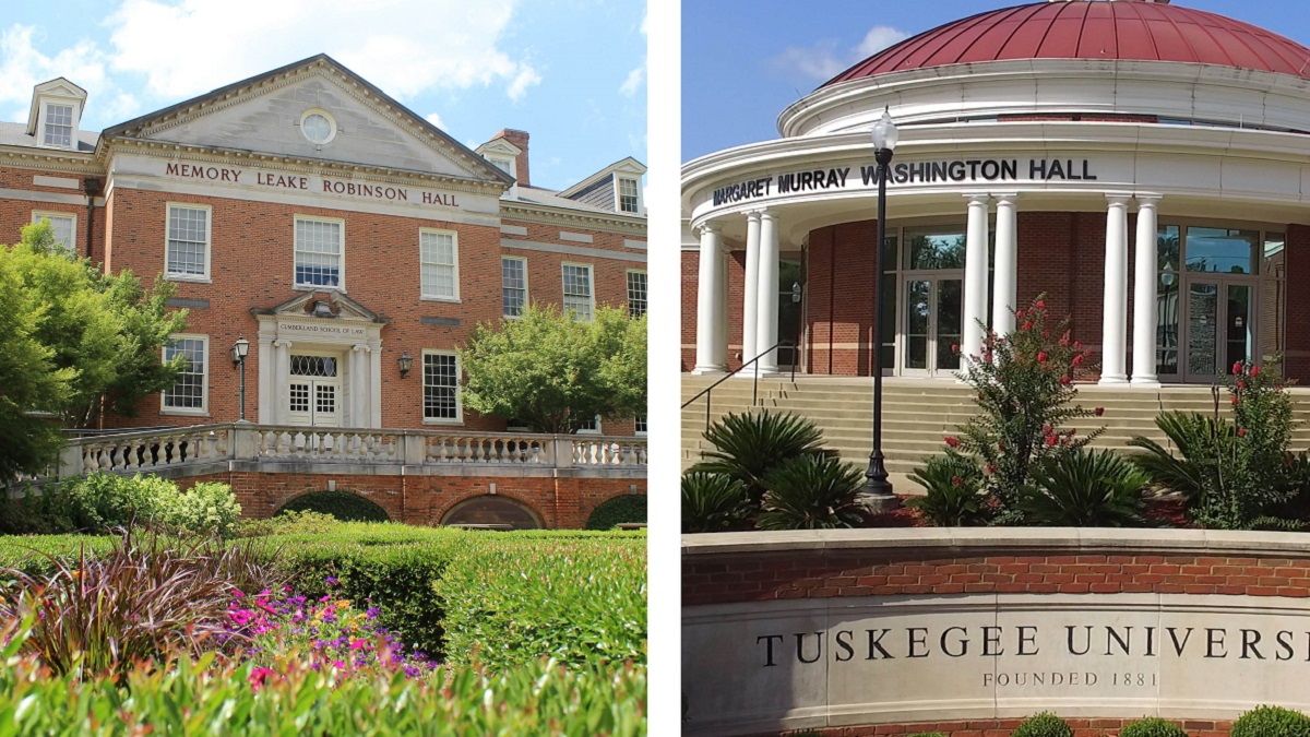 Cumberland School of Law partners with Tuskegee University for accelerated program