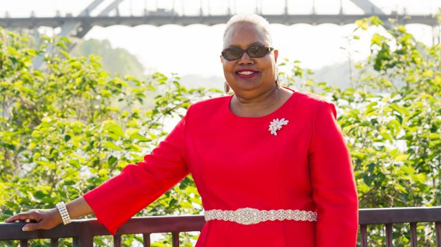 Alabama has a minister of awareness and hope in Selma's Nan Brown-Curtis