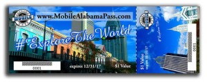 Alabama Pass Attractions Dollars