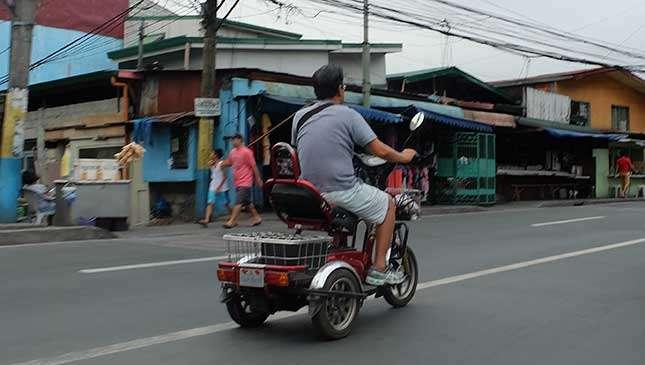 Boc E Bike