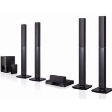 LG Bluetooth Home Theatre AUD 655B