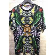 Versace Multi Colored Round Neck