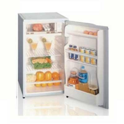 130L Grey bar fridge