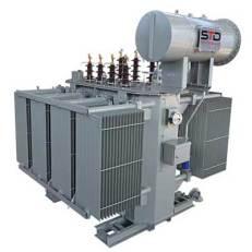 STD 7.5MVA 33/11 Power Transformer OFF-LOAD