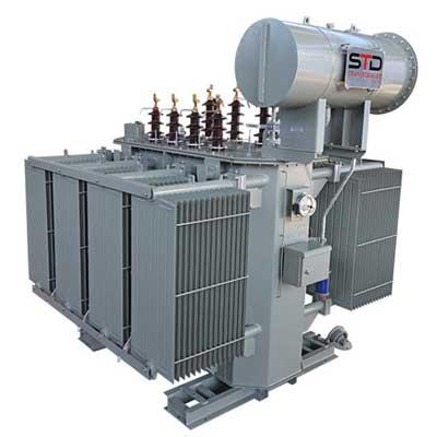 STD 2.5MVA 33/11 Power Transformer   Alabastore.com