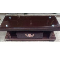 LED TV Stand with Drawer & Shelf