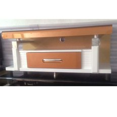 Universal TV Stand with Shelf & Drawer