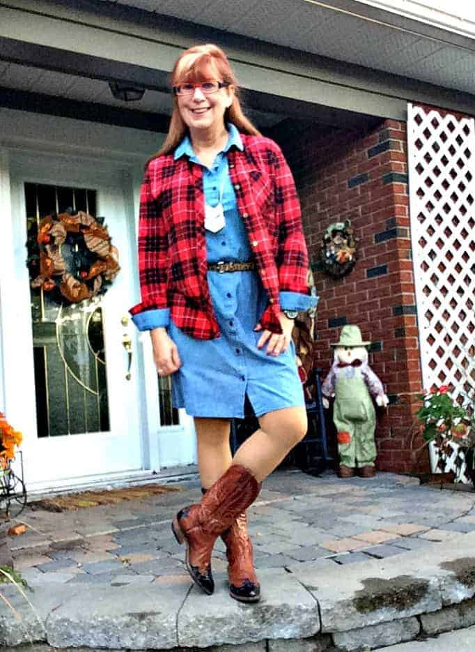chambray and flannel