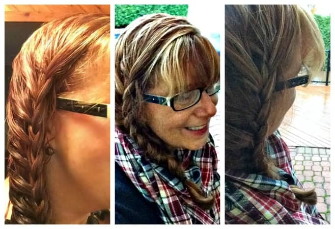 braid with a twist