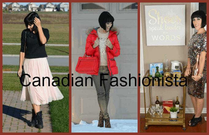 Canadian Fashionista