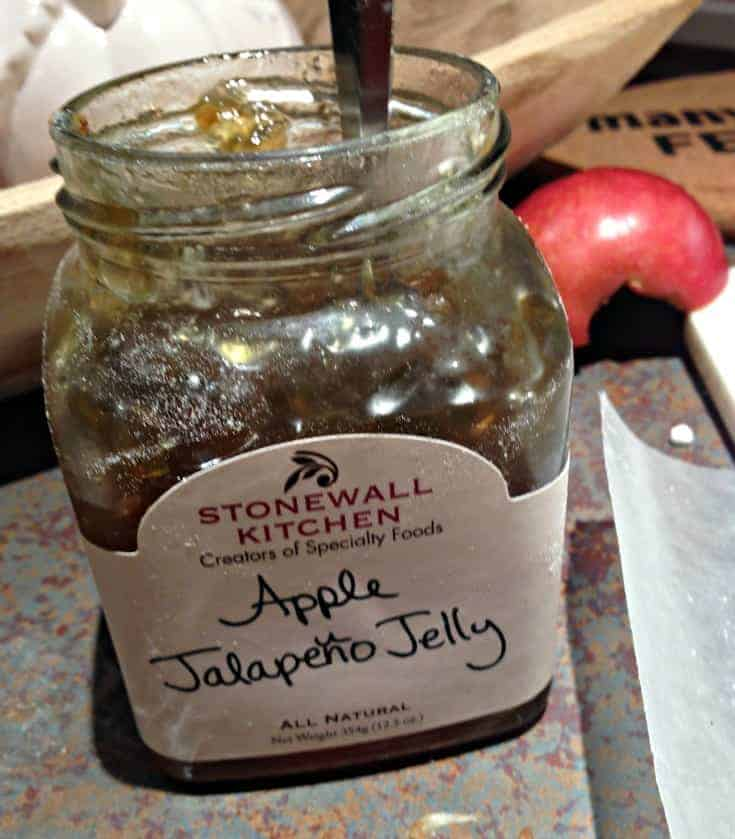 stonewall kitchen jelly for my apple roses