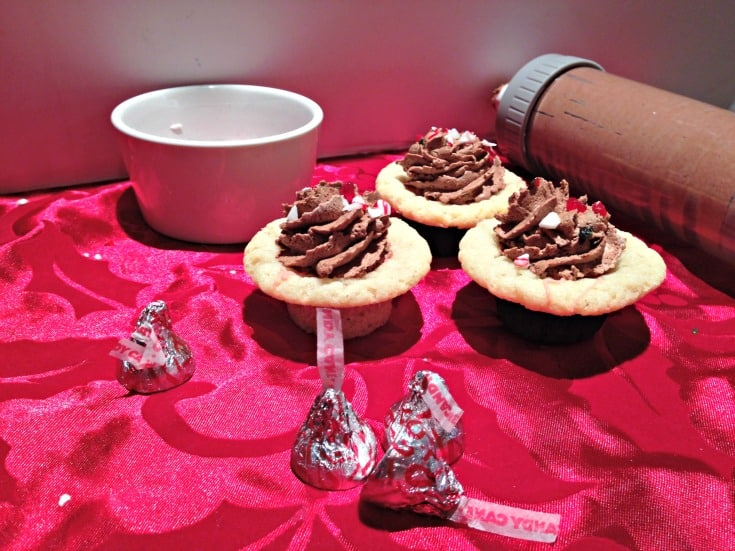 Candy Can Chocolate Mousse Sugar Cups