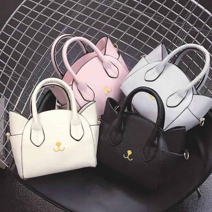 cat bag from New Chic