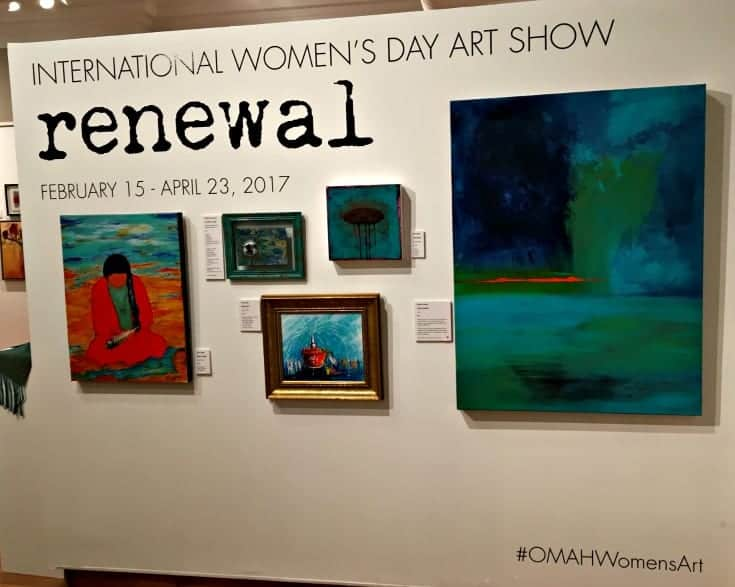 womans day art show