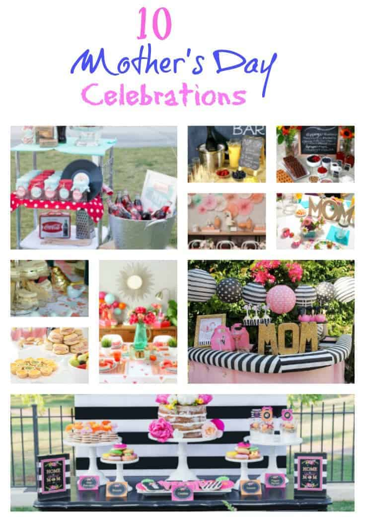 mothers day celebrations