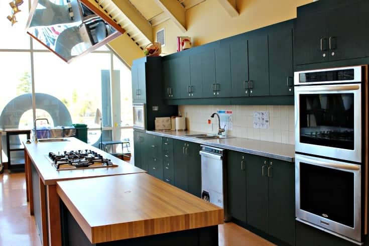 Loblaws kitchen set up