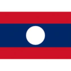 Drapeau - Laos