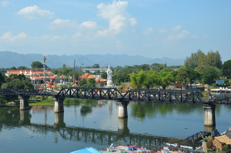 Art. 11 – Kanchanaburi, Le pont de la rivière Kwaï