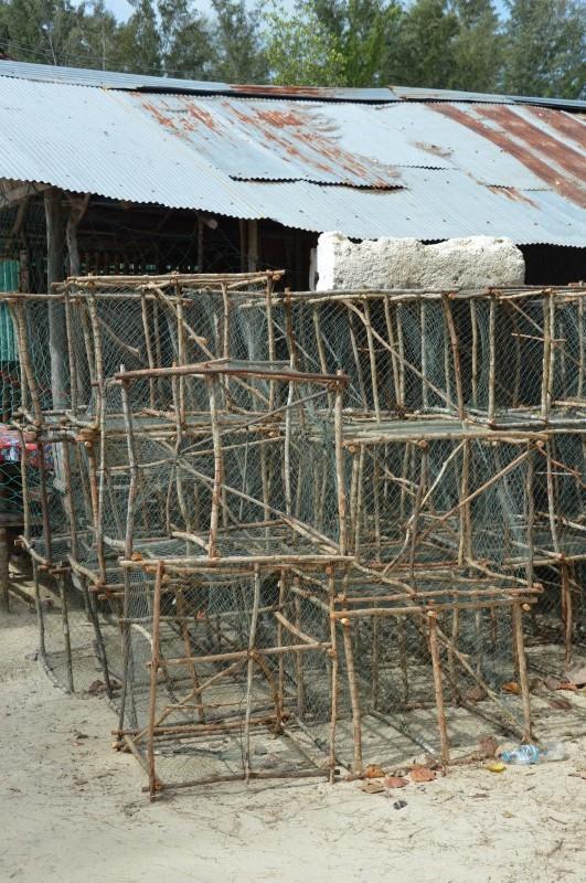Ko Lanta - Filets de pêche
