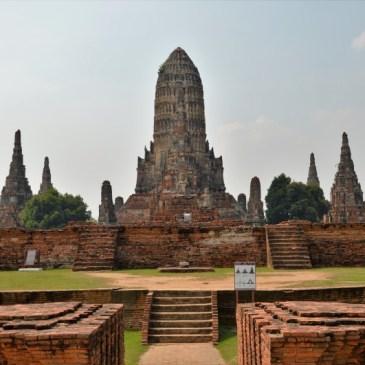 Art. 17 – Ayutthaya : un site inscrit au patrimoine mondial de l'UNESCO
