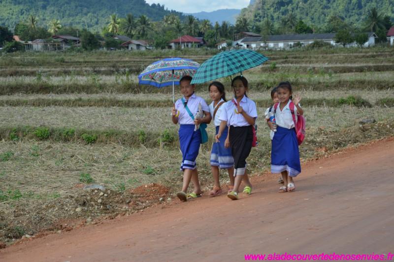 Art. 24 – Vang Vieng : sur les chemins de terre battue