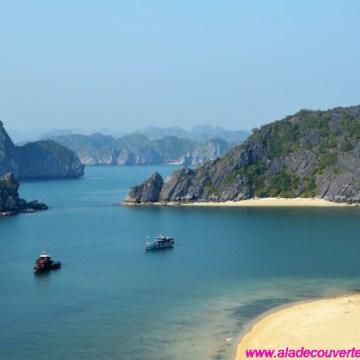 Art. 35 : la Baie d'Halong – entre terre et mer