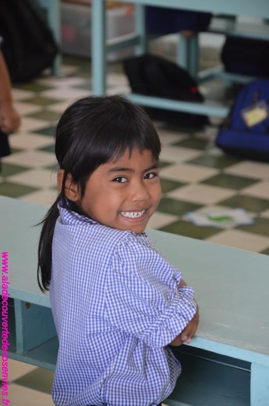 Art. 39 : « Happy Chandara » et « Toutes à l'Ecole »