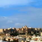 Cagliari da Bonaria