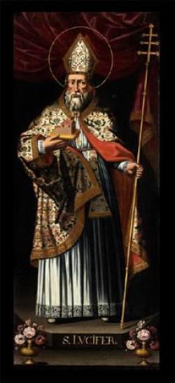 sveti Lucifer - škof