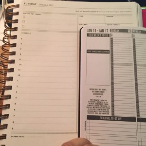 passion planner vs day designer