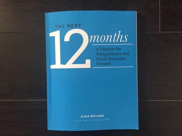 weekly planner paperback