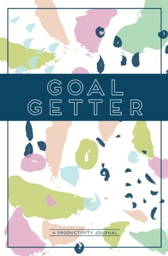 goal getter productivity planner cover