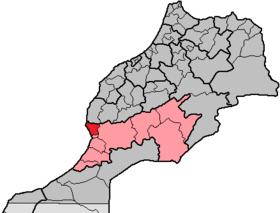 region d'Agadir